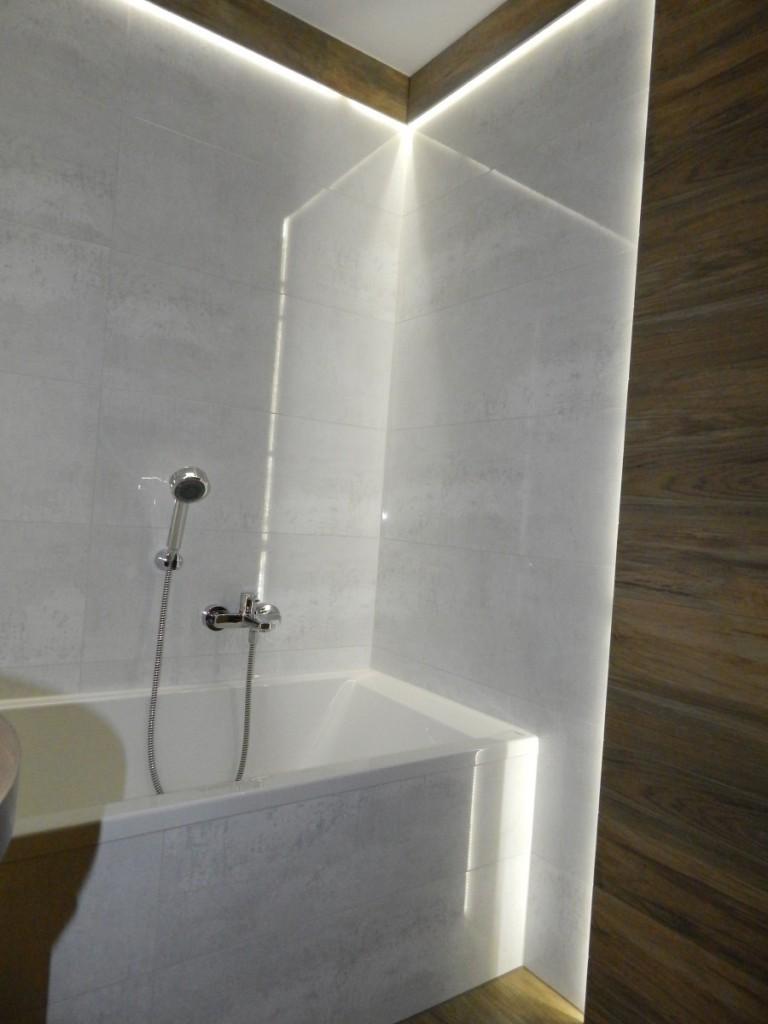Projekt i wykonanie łazienki